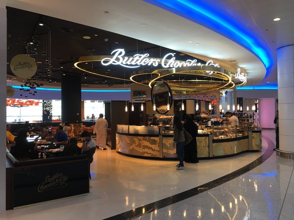 Butlers Chocolate Cafe...